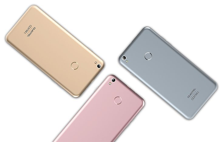 oukitel u7 plus colors