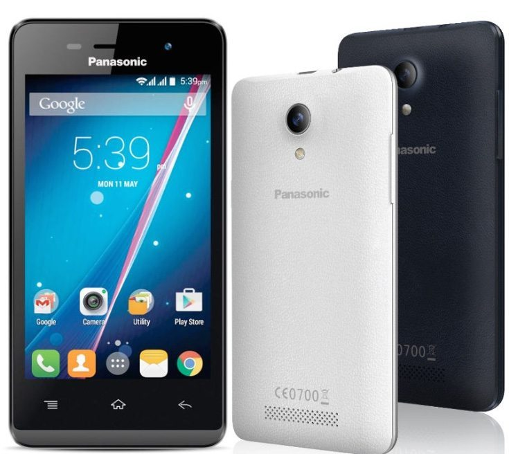Panasonic T33 budget price phone launches - PhonesReviews UK