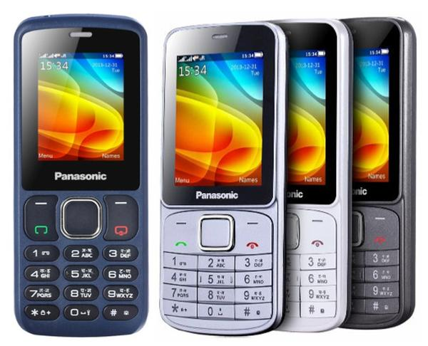 Panasonic launches two new low cost phones for India