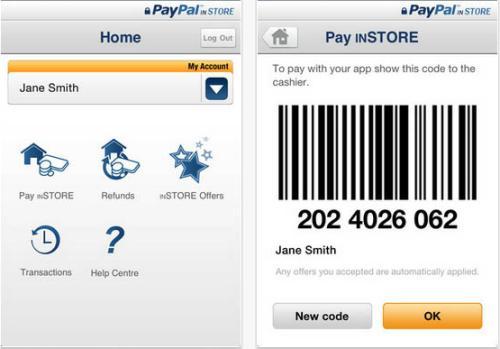 Apple Store Guthaben Paypal