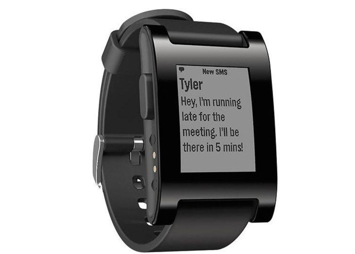 Pebble Watch price slash at Best Buy