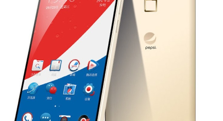 Pepsi Phone P1 :P1s made official