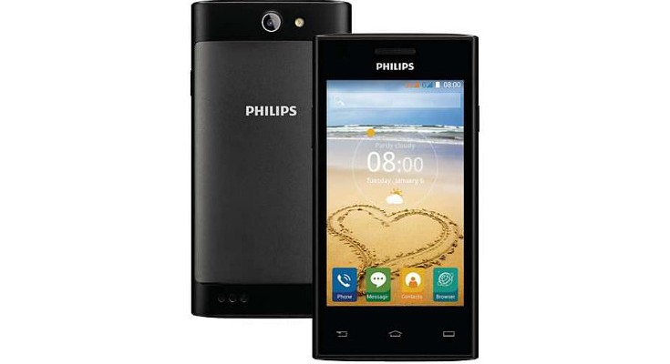 Philips S309 and Philips Xenium I908 are launched for India
