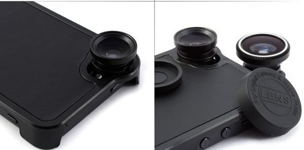 PhoGo iPhone Camera Lens 3-in-1 Kit