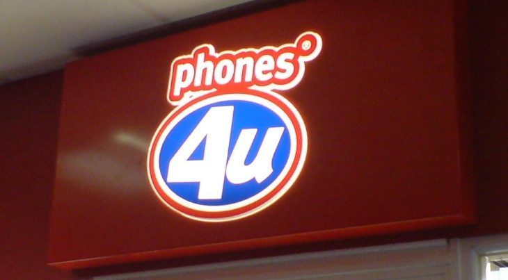 Phones 4U jobs saved by Carphone Warehouse