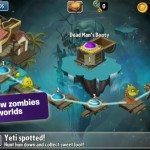 Plants vs Zombies 2 update upgrades maps and levels