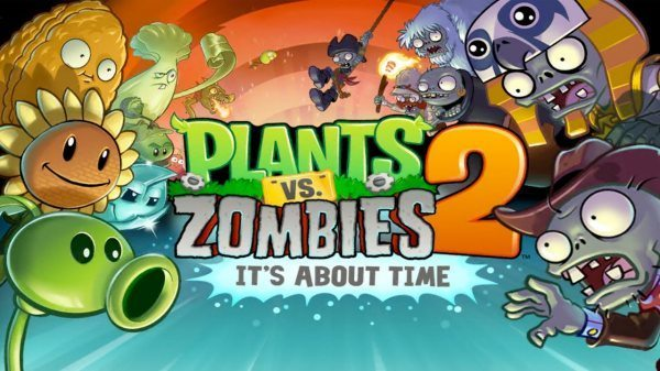 Plants vs. Zombies 2 launch on Android slowed