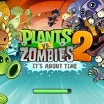 Plants vs. Zombies 2 vs Temple Run 2 download record