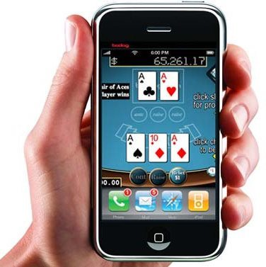 Casino on Mobile devices in the Arab region