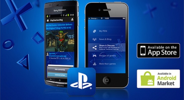 PlayStation on your Mobile Device