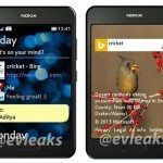 Possible redesigned Nokia Asha 504 appears