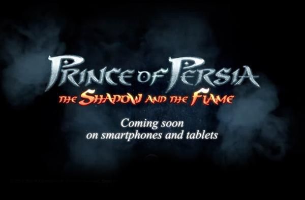 Prince of Persia app release, dev diary video