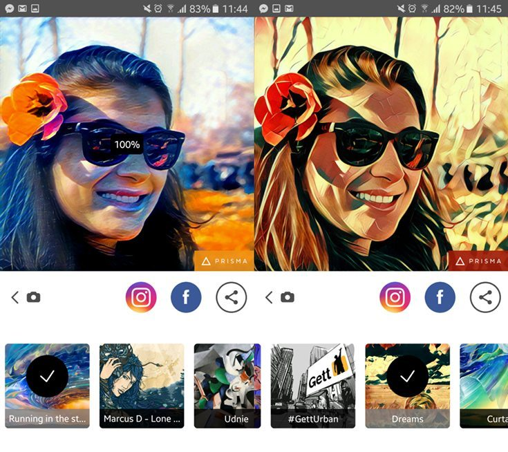 Prisma for Android Beta 1