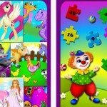 Puzzles for Kids app provides free educational jigsaws