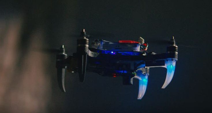 The YING Drone from Tencent and ZEROTECH can be controlled with your mobile
