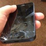 Quarter of iPhone Owners Using Handset with Broken Screen