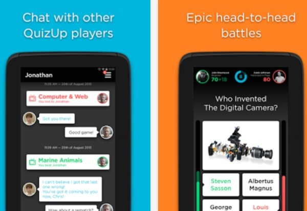 Quizup android app release on google play