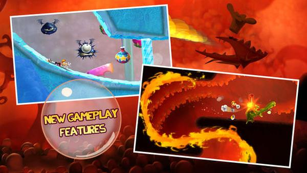 Rayman Fiesta Run gets iOS release, Android later