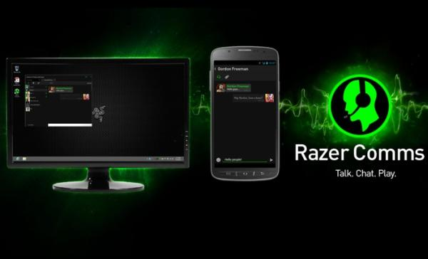 Razer Comms Gaming Messenger app for Android – Video