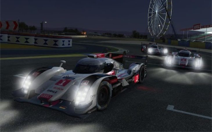 Real Racing 3 issues b