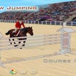 Realistic Horse jumping game released for iPhone