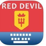 Red Devil Keyboard app