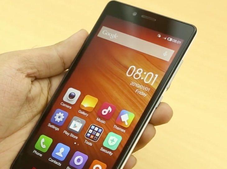 Redmi Note vs Zenfone 5