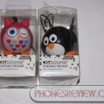Review- Mini Buddy Owl & Penguin Speaker makes the right sound 1