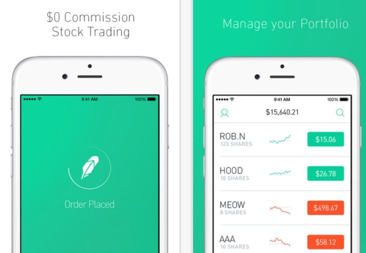 Robinhood app update for iOS, Android waits