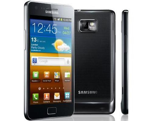Rogers treats Galaxy S2 LTE to some Jelly Bean love