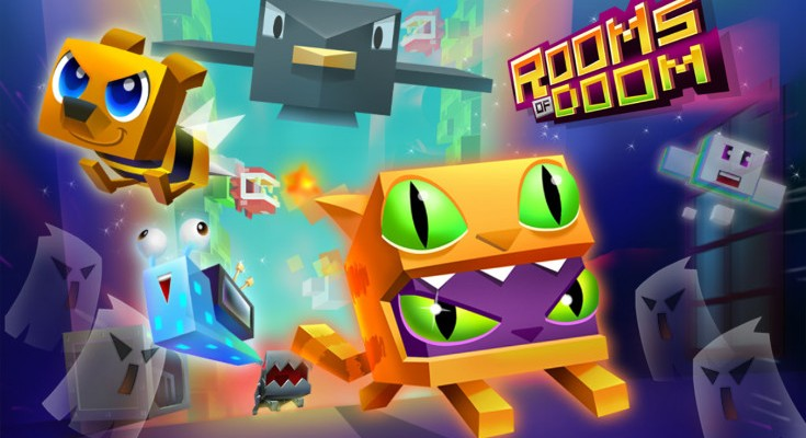 Yodo1 Games drops quirky runner Rooms of Doom Minion Madness