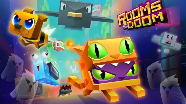rooms of doom