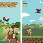 Runaway Monkey addictive free iPhone game