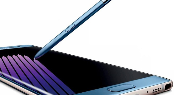 S Pen Alleged Official Render with Galaxy Note7 Leaked