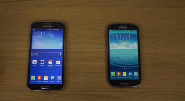 Samsung Galaxy S3 vs Galaxy Grand 2 speed test