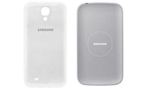 Galaxy S4 official wireless charging kit now available