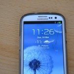 SGS 3 hands on