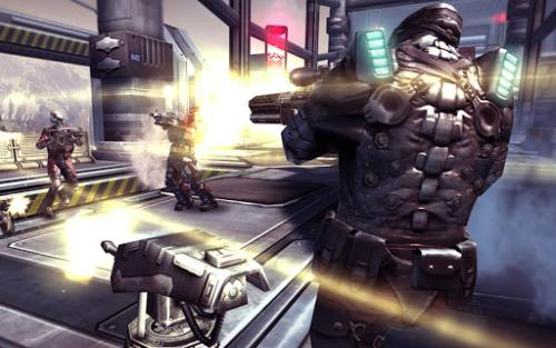 SHADOWGUN DeadZone released on Android