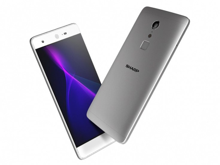 SHARP Aquos Z2 Launched