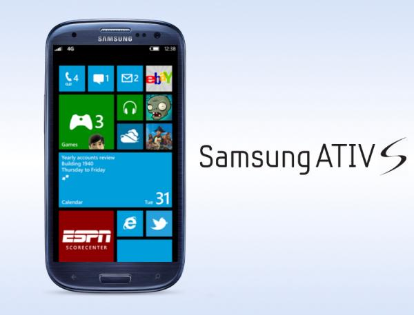 Samsung ATIV S Neo preview and sample videos » Phone Reviews