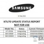 Samsung Android 4.4.3 update status revealed, Galaxy S3 MIA