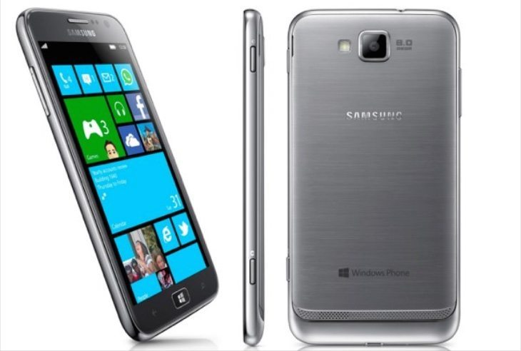 Samsung Ativ S Windows Phone 8.1 update