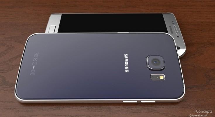 Samsung Galaxy S7 Edge design intro includes specs