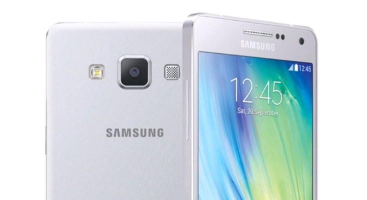 Samsung Galaxy A5 Lollipop update
