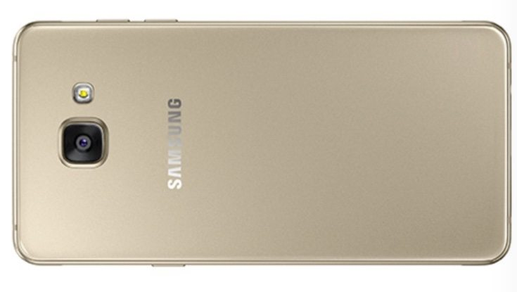 Samsung Galaxy A7, A5, A3 (2016) made official b