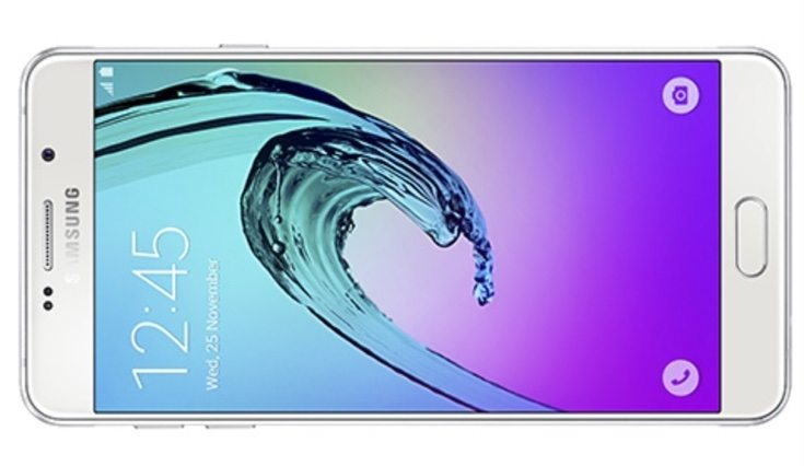 Samsung Galaxy A7, A5, A3 (2016) made official
