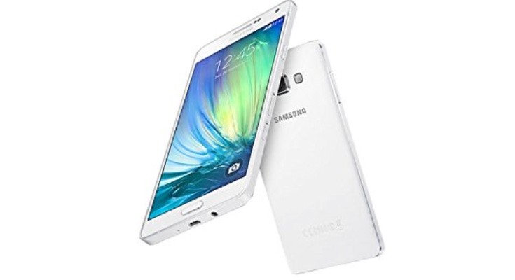 Samsung Galaxy A7 now available for US
