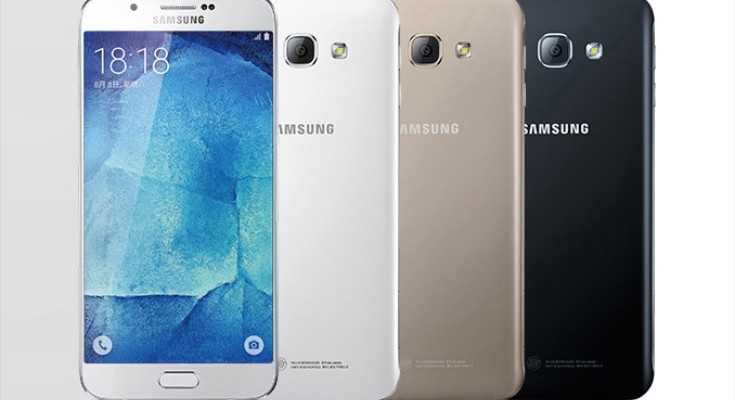 Samsung Galaxy A8 price and release