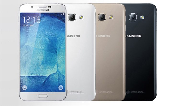samsung galaxy a8 price revealed with release date phonesreviews uk mobiles apps networks. Black Bedroom Furniture Sets. Home Design Ideas