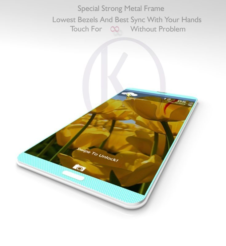 Samsung Galaxy A9 design b